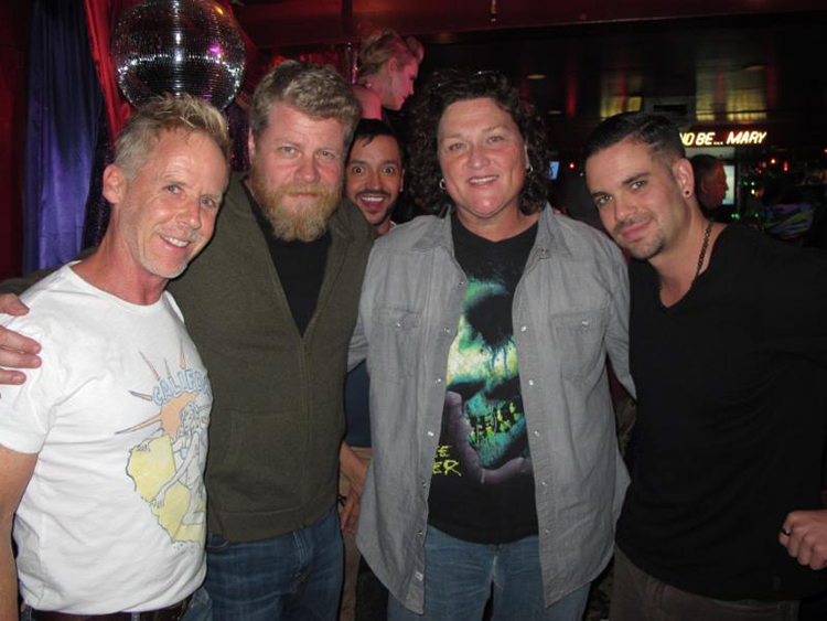 Michael Cudlitz-Jai Rodriguez-Dot Marie Jones-Mark Salling.jpg