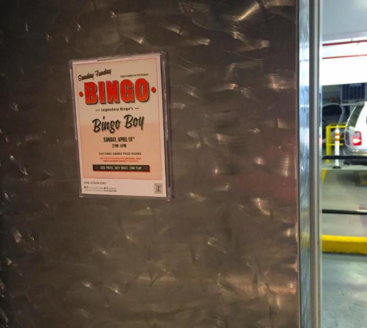 bingo elevator