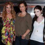 Ellen Greene, Willam Belli, Minnie Driver, Michelle Trachtenberg and Jody Lynne O'Keefe