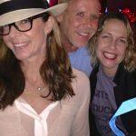 Allison Janney and Monica Horan