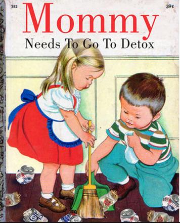 mommy needs detox