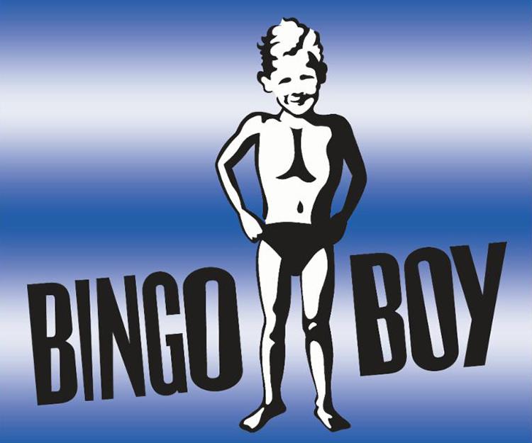Bingo boy gradient blue