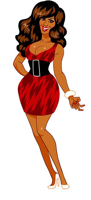 Miss Roxy Ruby