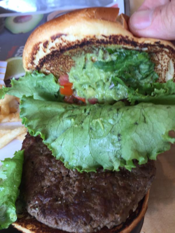 real-burger
