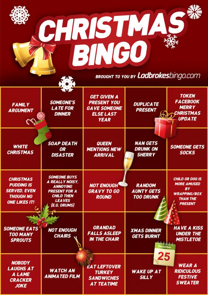 christian christmas bingo - photo #6