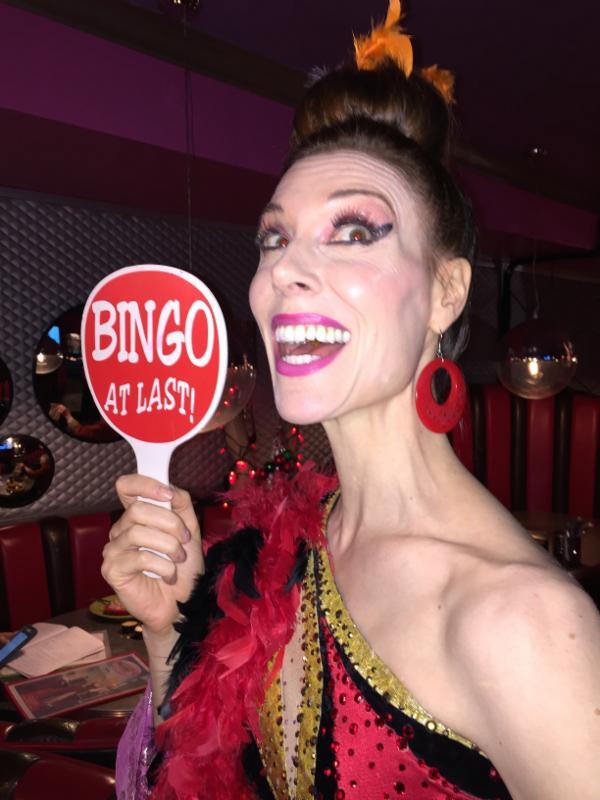 deven bingo paddle