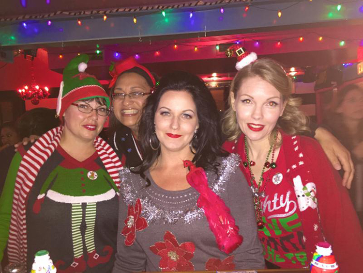 holiday ladies